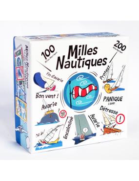 """Boîte de jeu les """"Milles Nautiques"""""""