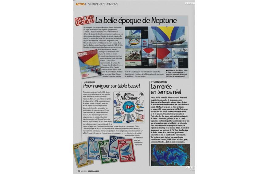 Nouvel article dans un magazine national !